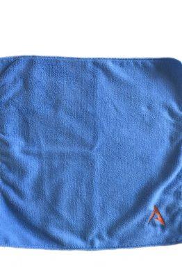HappyAlbas Microfiber handduk Blå