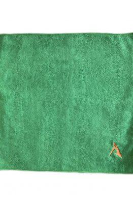 HappyAlbas Microfiber handduk Grön