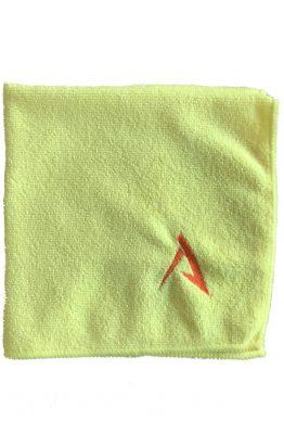 HappyAlbas Microfiber handduk Gul
