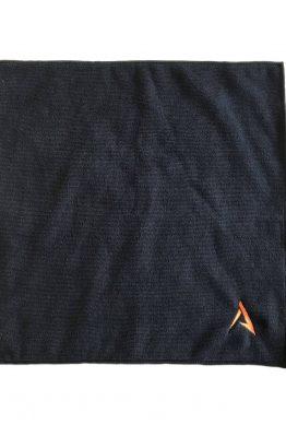 HappyAlbas Microfiber handduk Svart