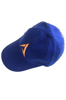 Blå golfkeps