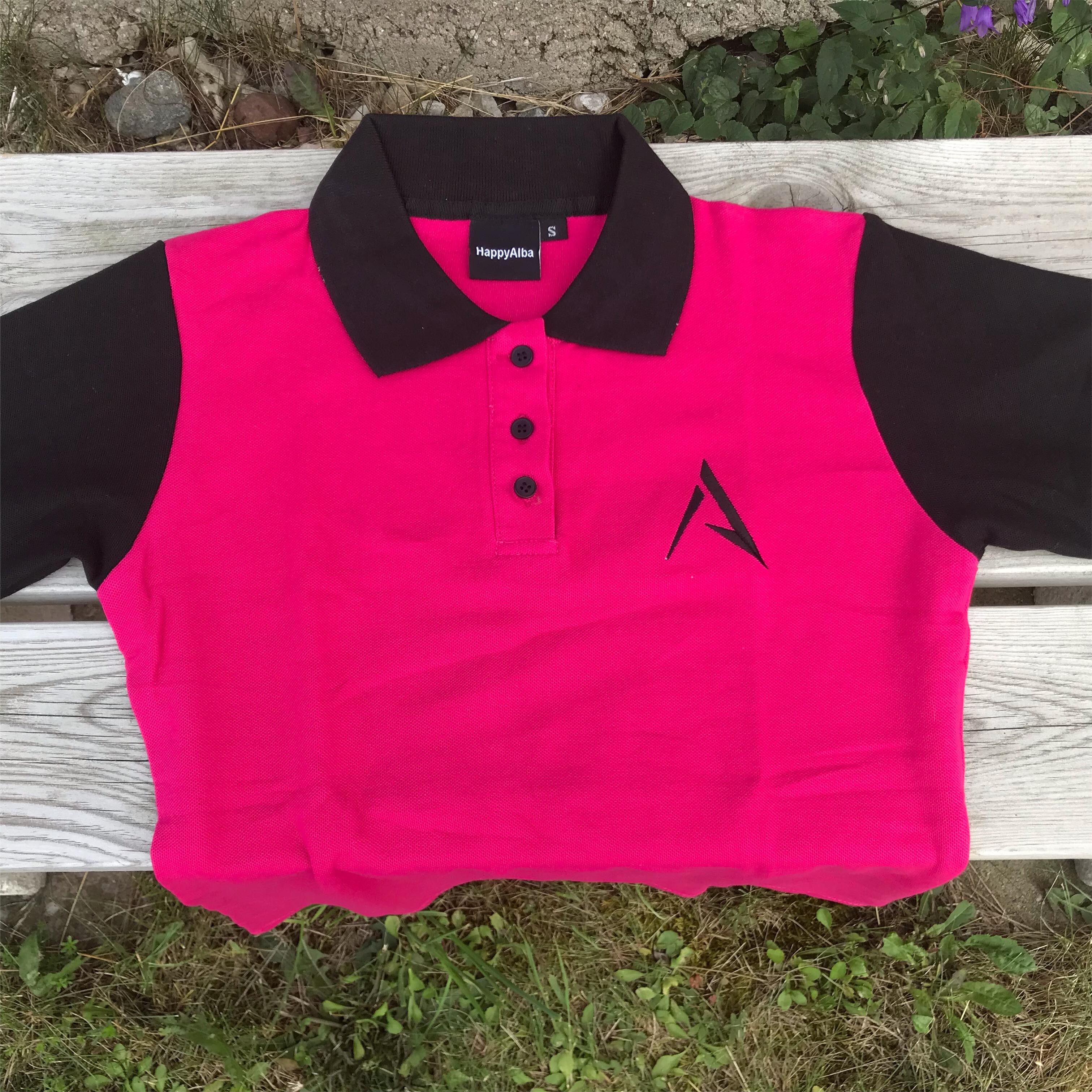 Sköna snygga dampikeér i rosa och svart